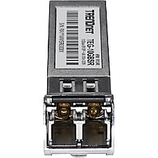 TRENDnet 10GBASE SR SFP Multi Mode