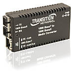 Transition Networks Mini Gigabit Ethernet Media