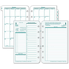 FranklinCovey Original Design 30percent Recycled Planner