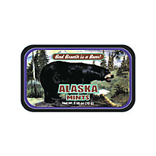 AmuseMints Destination Mint Candy Alaska Black