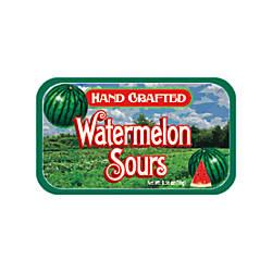 AmuseMints Fruit Sours Watermelon 056 Oz