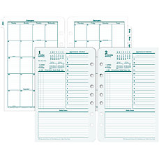 FranklinCovey Planning Pages Refill 5 12