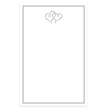 Gartner studios invitation kit white with platinum for Gartner labels templates