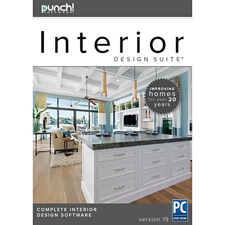 Punch interior design v19 for pc download version by for Office interior design software free download full version