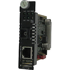 Perle CM 1110 S1SC80U Gigabit Ethernet