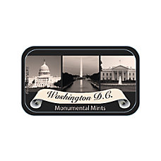 AmuseMints Destination Mint Candy Washington DC