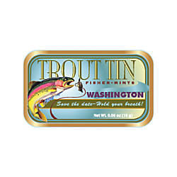 AmuseMints Destination Mint Candy Trout Washington
