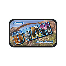 AmuseMints Destination Mint Candy Utah State