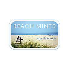 AmuseMints Destination Mint Candy Myrtle Beach