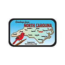 AmuseMints Destination Mint Candy North Carolina