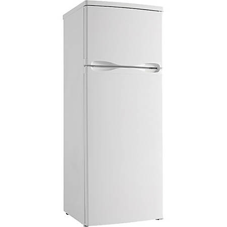 Danby Cu Ft Apartment Size Refrigerator White By Office