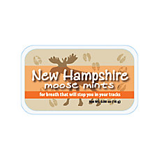 AmuseMints Destination Mint Candy New Hampshire