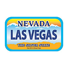 AmuseMints Destination Mint Candy Nevada License