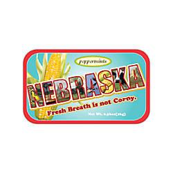 AmuseMints Destination Mint Candy Nebraska State