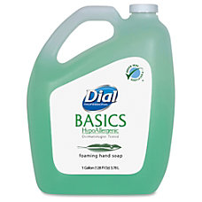 Dial Basics Foam Soap Refill Fresh