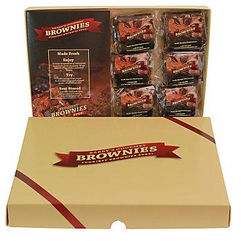 Barry's Gourmet Brownies Double Chocolate Chunk Brownies, 4 Oz, Box Of ...