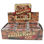 Barrys Gourmet Brownies Raspberry Chocolate Chunk