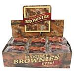 Barrys Gourmet Brownies Salted Caramel Chocolate