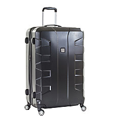 ful Laguna ABS Upright Rolling Suitcase