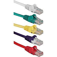 QVS Cat5e Patch Network Cable