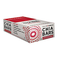 Health Warrior Chia Bars Apple Cinnamon