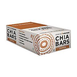 Health Warrior Chia Bars Coffee 088