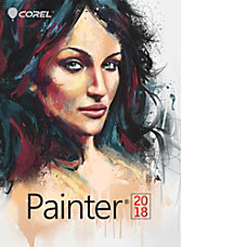 Corel Painter 2018 Upgrade Download Version