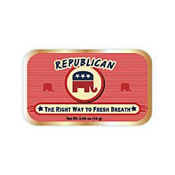 AmuseMints Sugar Free Mints Republican 056