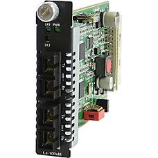 Perle CM 1000MM S2ST70 Media Converter