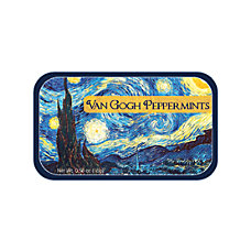 AmuseMints Sugar Free Mints Van Gogh