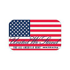 AmuseMints Sugar Free Mints USA Flag