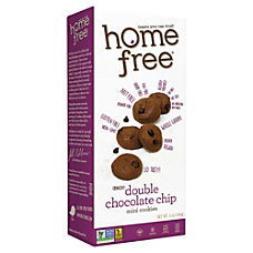 HomeFree Treats Gluten Free Chocolate Chocolate
