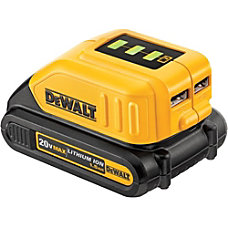 Dewalt DCB090 Power Bank