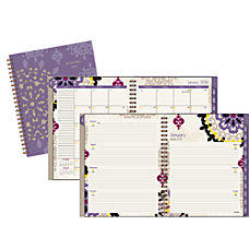 AT A GLANCE WeeklyMonthly Appointment Planner