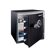 SentrySafe Fire Safe Combination Safe 123