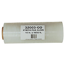 Office Depot Brand Blown Stretch Wrap