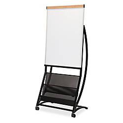 Lorell Dry erase Board Magazine Stand