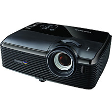 Viewsonic 3D Ready DLP Projector HDTV