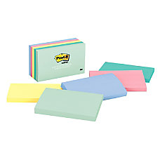 Post it 3 x 5 Notes