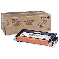 Xerox 106R01392 High Yield Cyan Toner