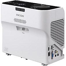 Ricoh PJ WX4141NI 3D Ready DLP