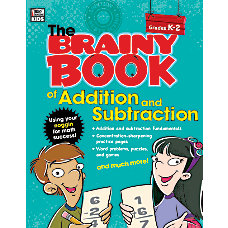 Thinking Kids Brainy Book of Addition