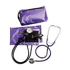 MABIS MatchMates Blood Pressure Kit Purple