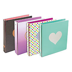 Divoga Hearts Collection Binder 1 12