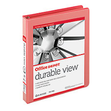 Office Depot Durable View Non Locking