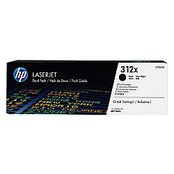 HP LaserJet 312X High Yield Black