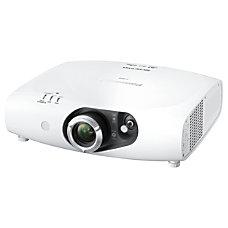 Panasonic PT RW330U DLP Projector 720p