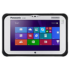 Panasonic Toughpad FZ M1CFBJABM Tablet PC