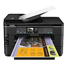 Epson WorkForce WF 7520 Wide format