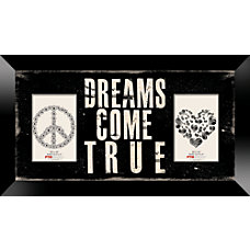 PTM Images Photo Frame Dreams Come